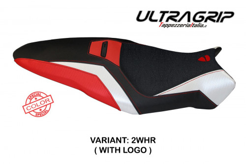 Rivestimento sella per Ducati Monster 1200 R modello Toledo special color ultragrip